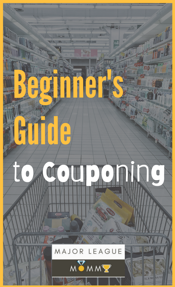 The Beginner's Guide to Couponing PLUS a few time-saving tips
