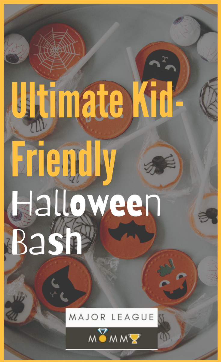 Create the ultimate kid-friendly halloween bash using these Boo-tastic ideas