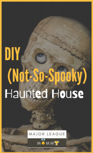 Kid-Friendly Haunted House