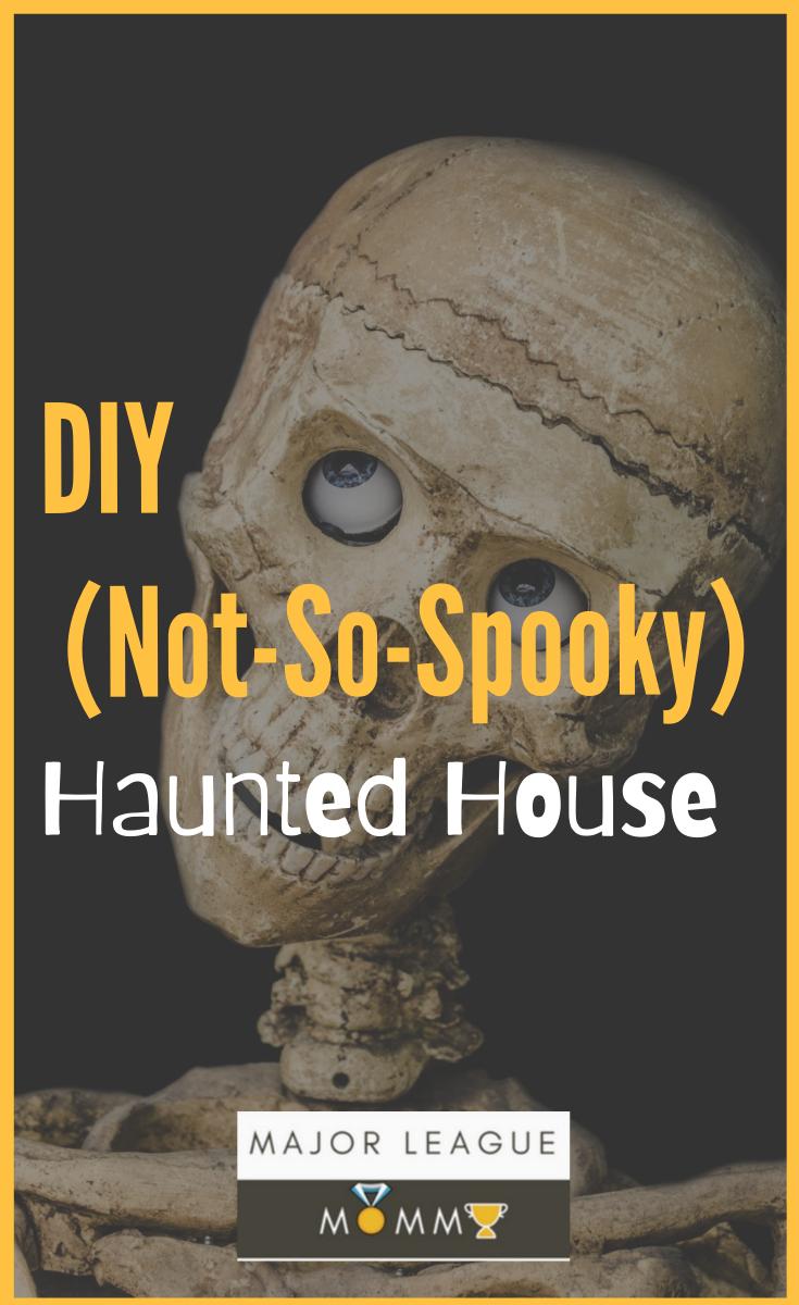 Kid-Friendly Haunted House