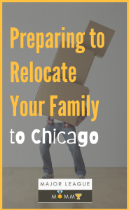 Preparing to relocate your family to Chicago? Check out this guide!