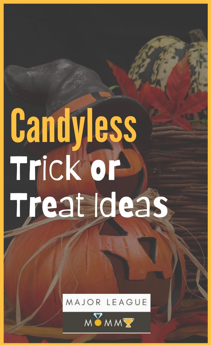 Halloween trick or treat ideas that don't involve candy