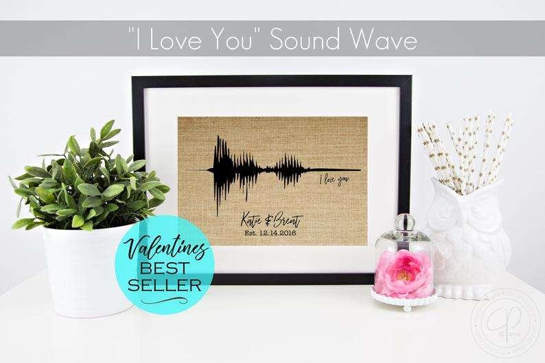 Framed Soundwave