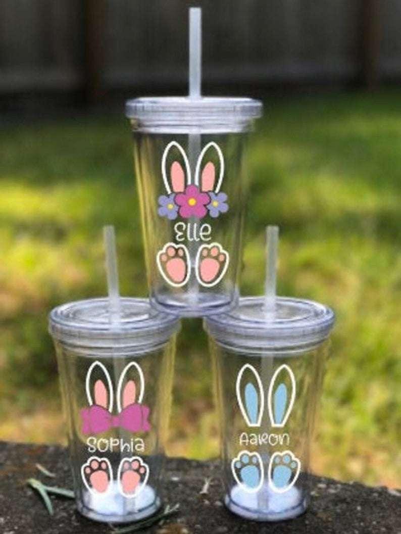 Easter tumbler