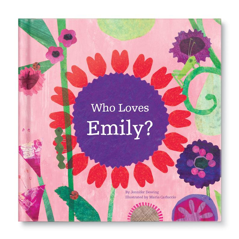 Personalized Hardcover Book