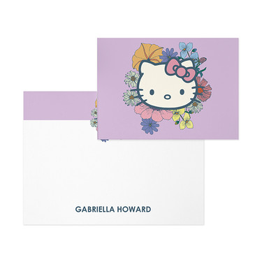 Hello Kitty and Friends Stationery