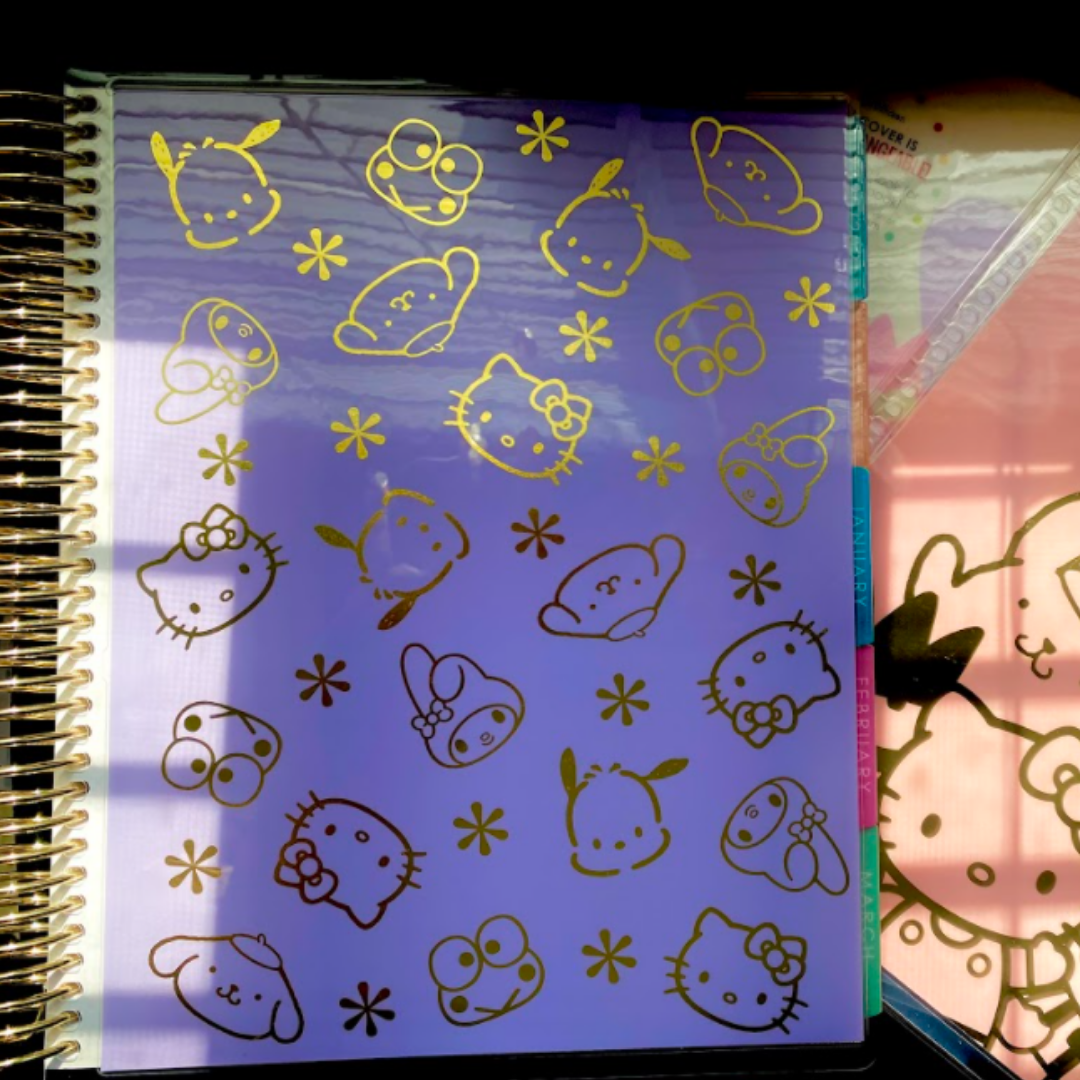 Hello Kitty and Friends Planner