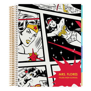 Erin Condren Wonder Woman Collection