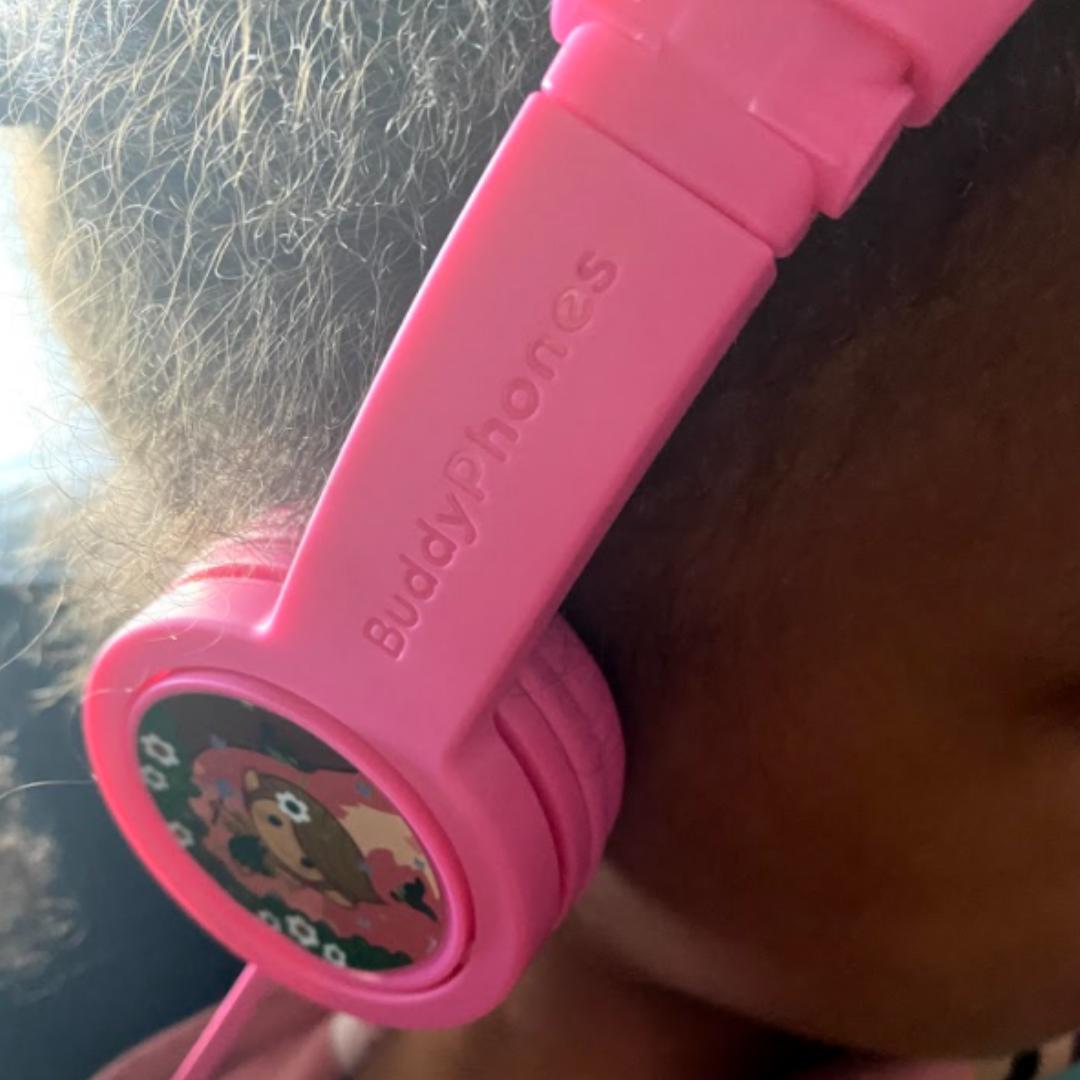 Noise Cancellation Kids Headphones