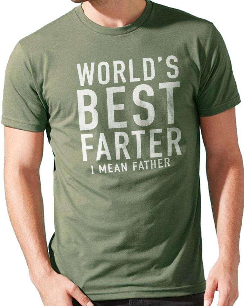World's Best Farter T shirt