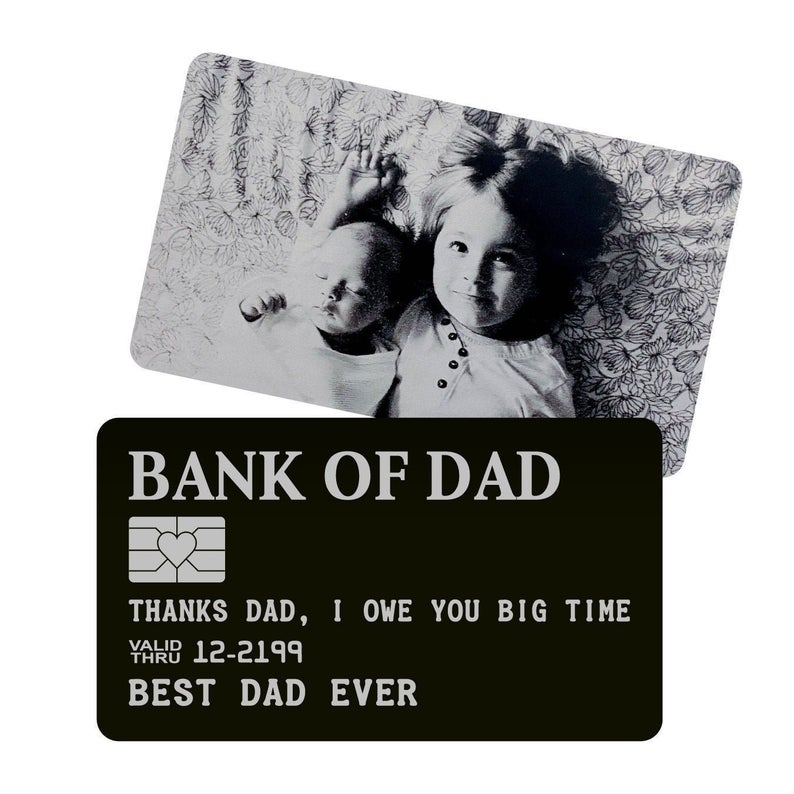 Personalized Wallet Card