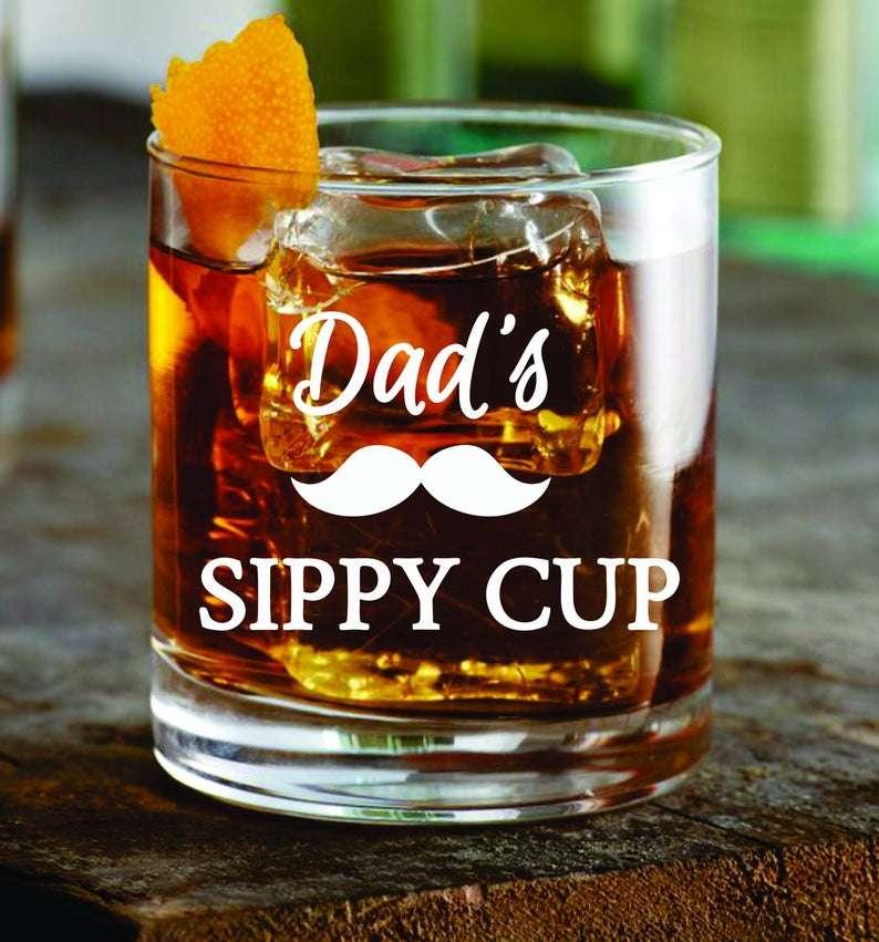 Dad's Sippy Cup